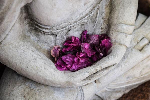 Namasté -  Willkommen in der Yogawerkstatt Riederich